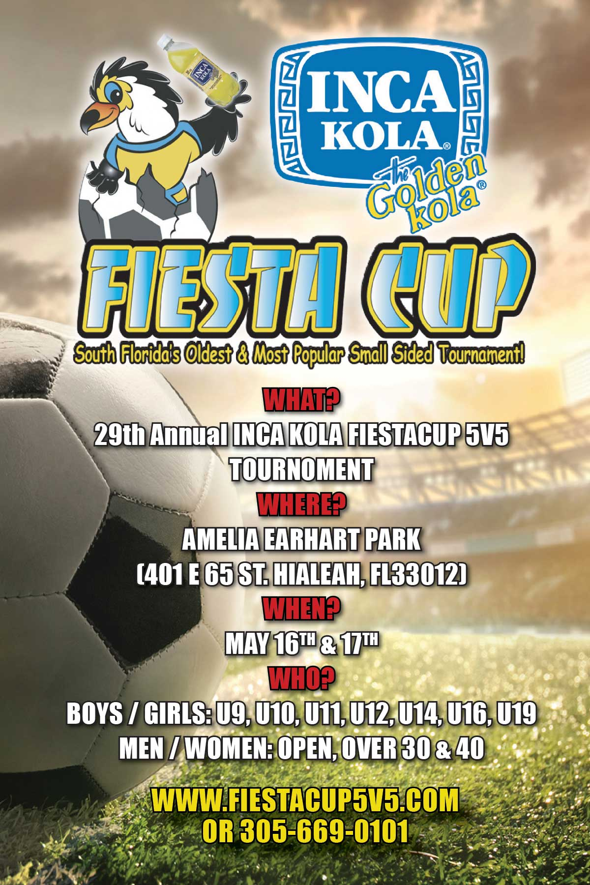 Fiesta Cup 5v5